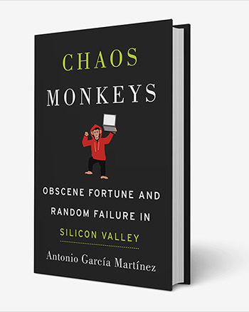 معرفی کتاب chaos monkeys