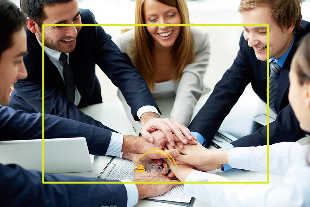 خلق باور در تیم فروش