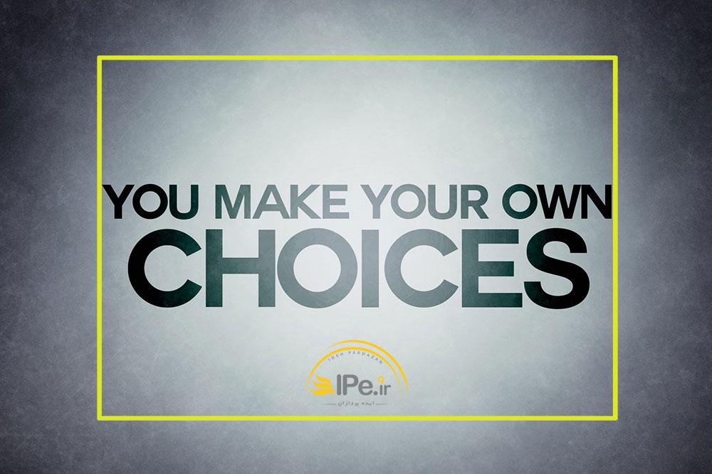 انتخاب ها