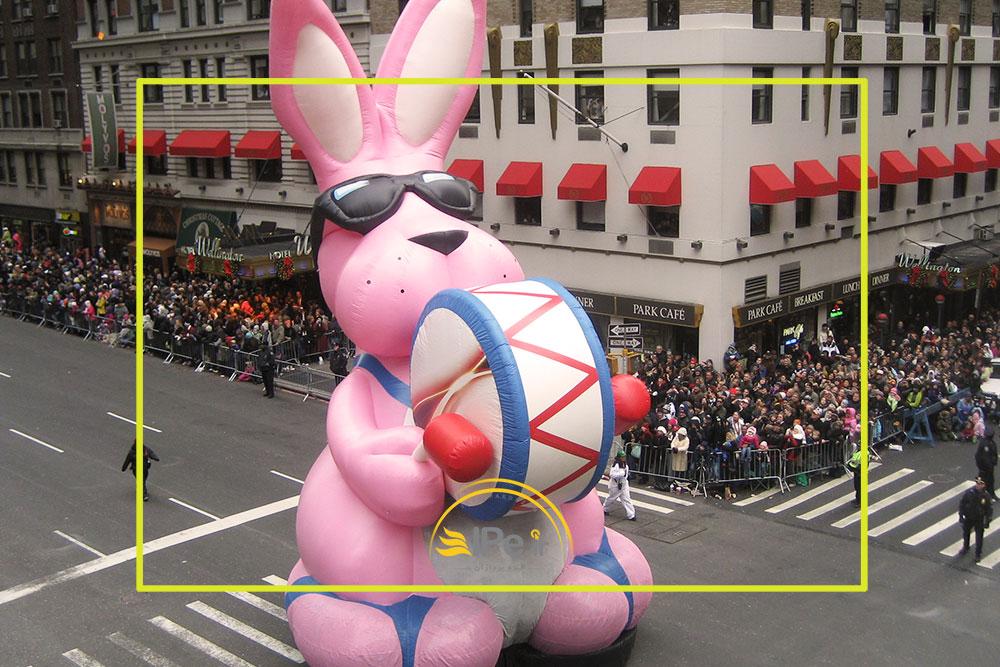 آگهی خرگوش باتری انرجایزر Energizer Bunny