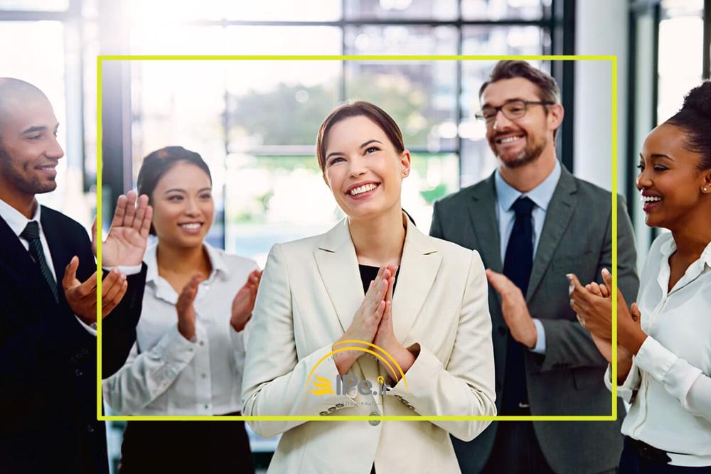 تشویق و قدردانی از کارمندان متوسط
