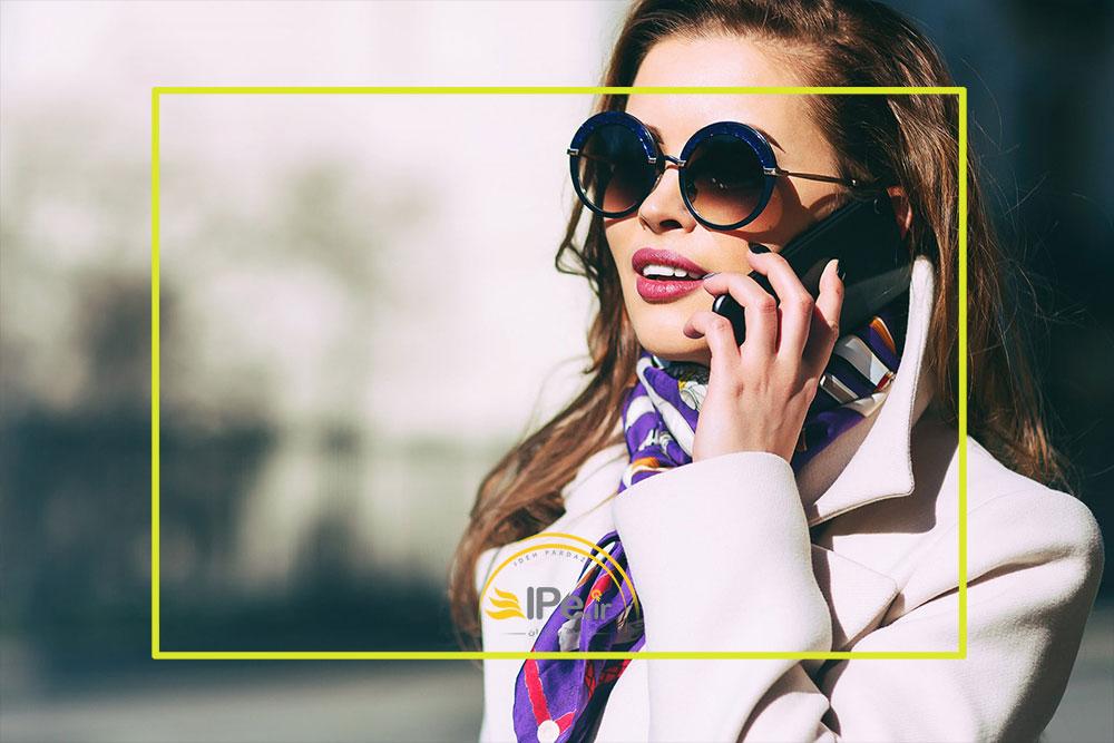 تلفنی