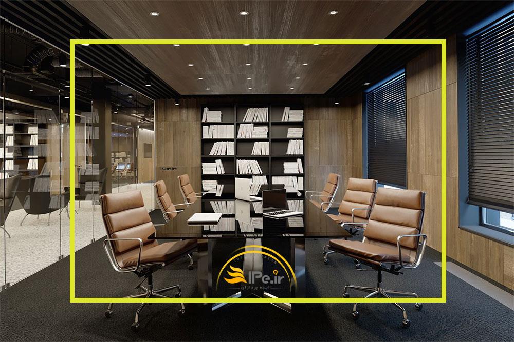 تأثیر طراحی دفتر کار در موفقیت در مذاکره