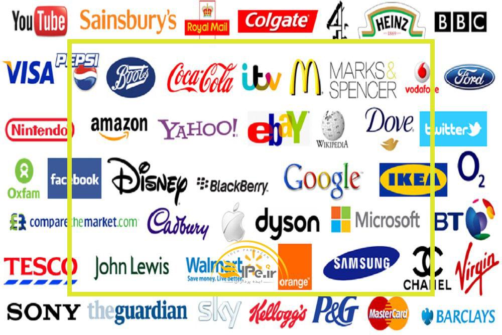 اهمیت طراحی لوگو در بازاریابی